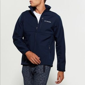 Columbia Ascender Softshell Jacket Mens XXL NWT